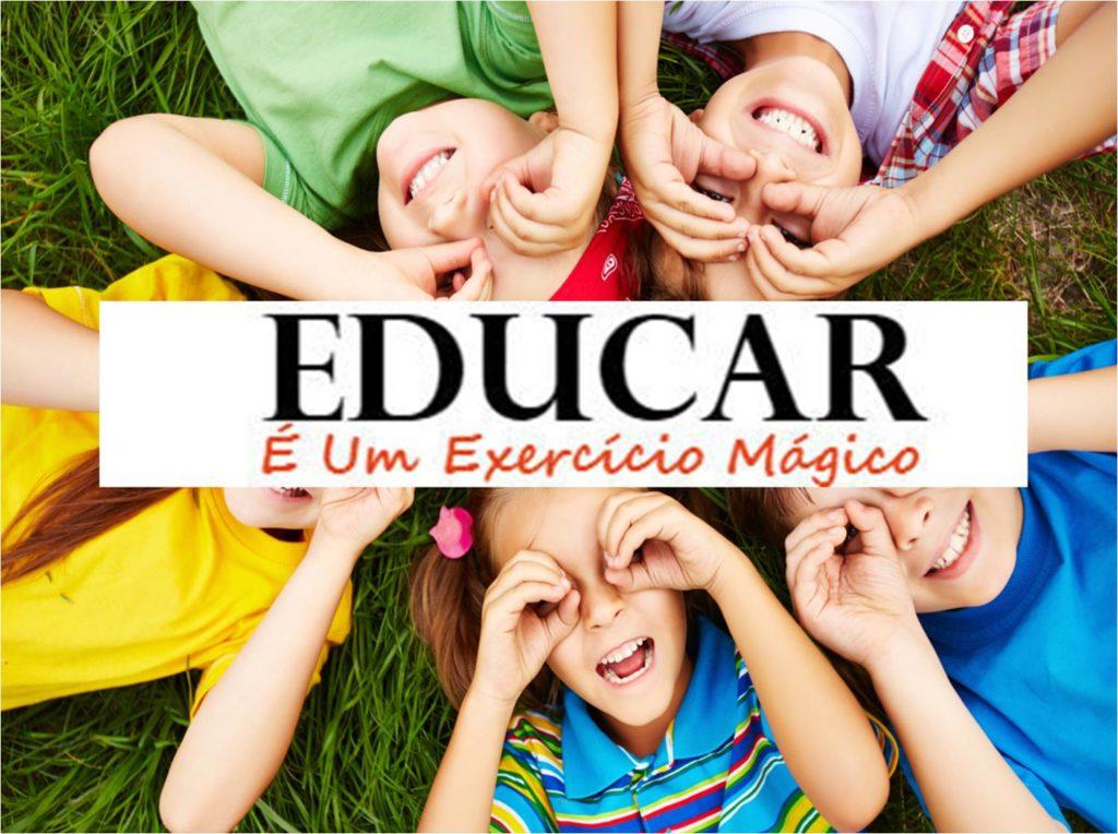 Palestras E Cursos O Poder Mágico Da Educação Educação